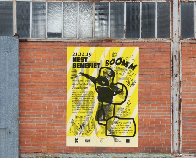 Poster Benefiet