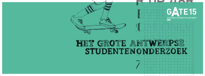 Banner Studentengids Antwerpen