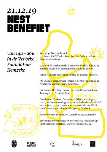 Flyer Benefiet