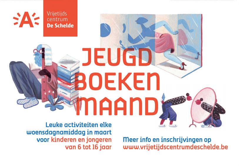 Banner Jeugdboekenmaand