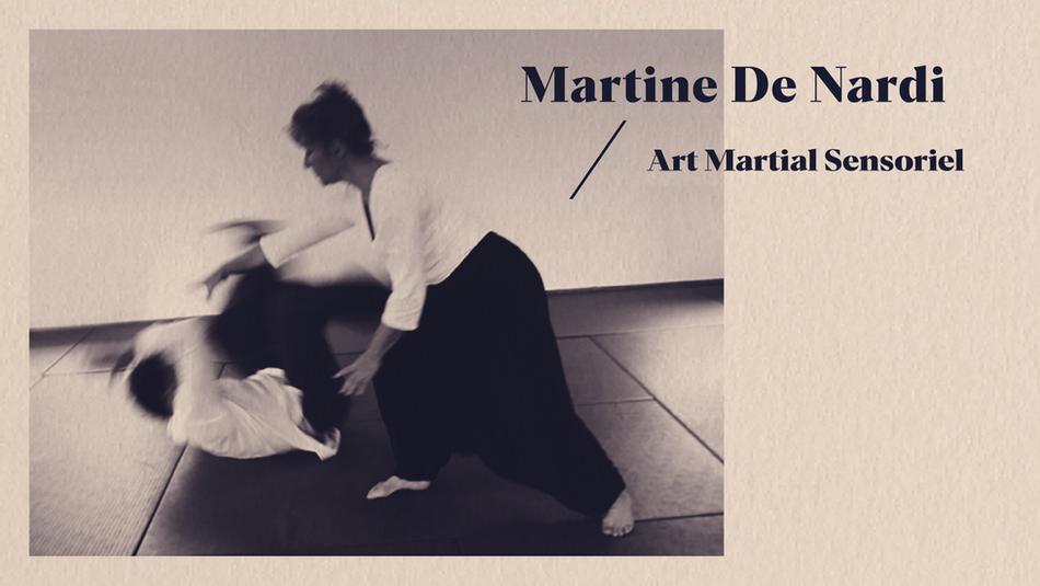 Martine De Nardi (coming soon)