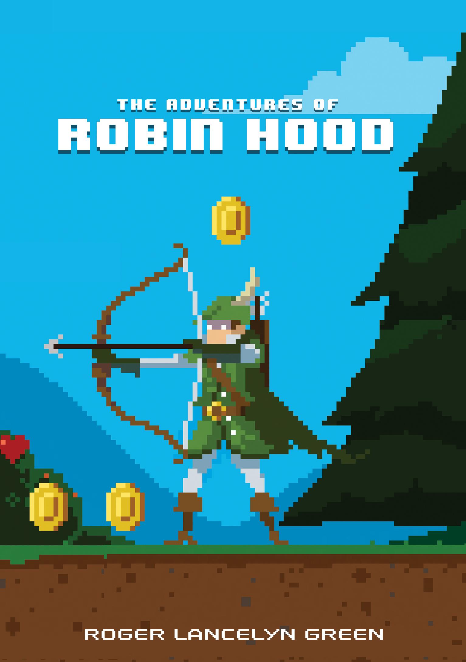 Puffin Pixels-Robin Hood