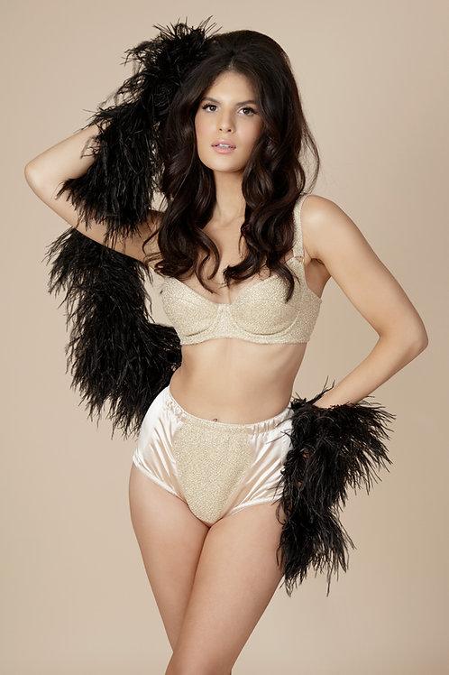 Raine & Bea Ostrich Feather Boa