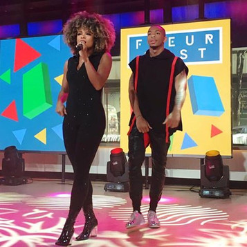 Fleur East On The Today Show