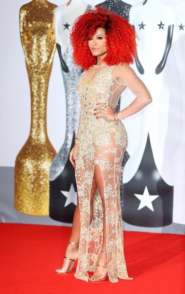 Fleur East Brit Awards
