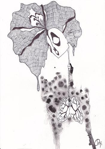 BREATHE - DARK FLOWERS serie