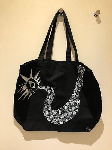 """MONSTERS"" TOTE BAG N°2"