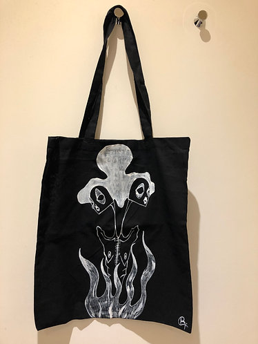 """MONSTERS"" TOTE BAG N°3"