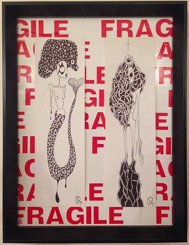 """Diptyque """"FRAGILE"""""""
