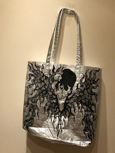 ENLIGHTENED ASHES tote bag