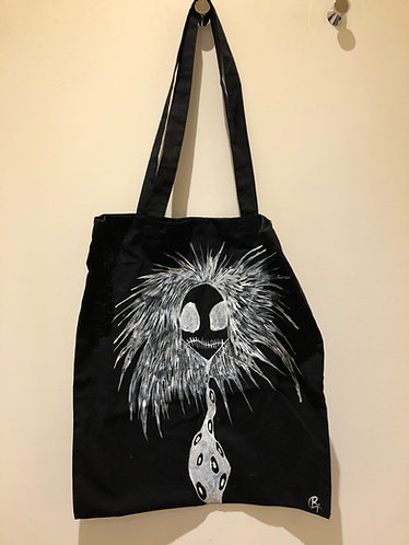 """MONSTERS"" TOTE BAG N°1"