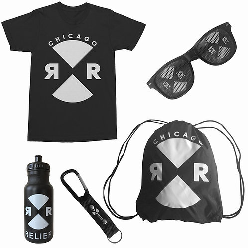 Relief Festival Package w/Tee