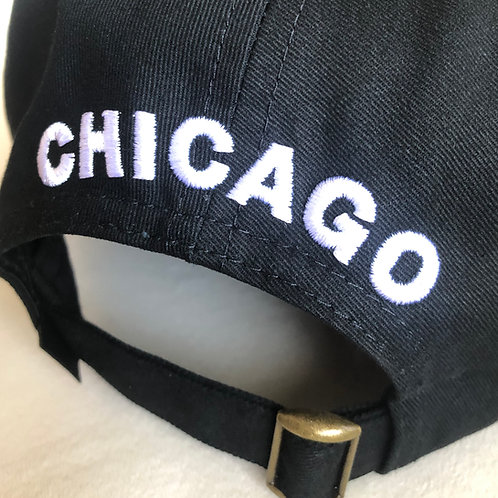 Chicago Relief Logo Dad Hat