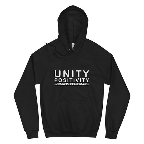 Unapologetic Raver Unisex Fleece Hoodie