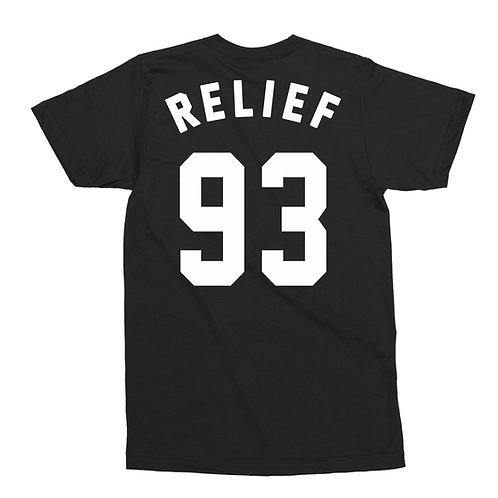 Relief Jersey Tee