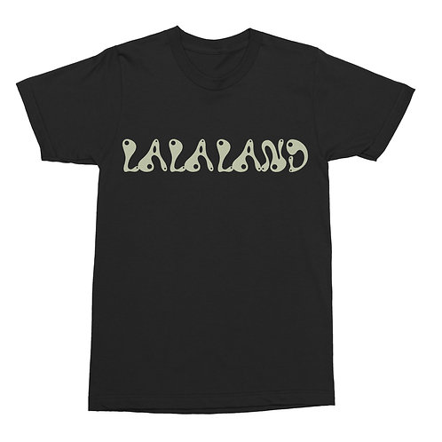 La La Land Glow-n-Dark Tee (Black)