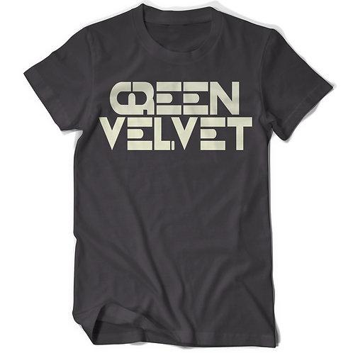 Green Velvet Glow-n-Dark Tee