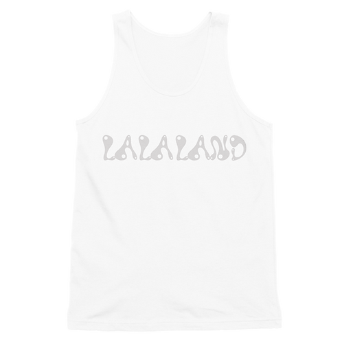 Platinum La La Land Tank (White)