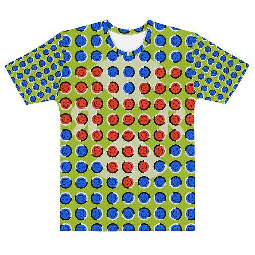 Unapologetic Raver Men's Crew Neck T-Shirt