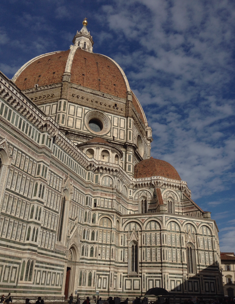 Climb to the top of The Cattedrale di Santa Maria del Fiore in Florence, Italy!