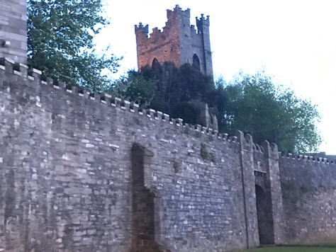 Haunted walk in Dublin 👻