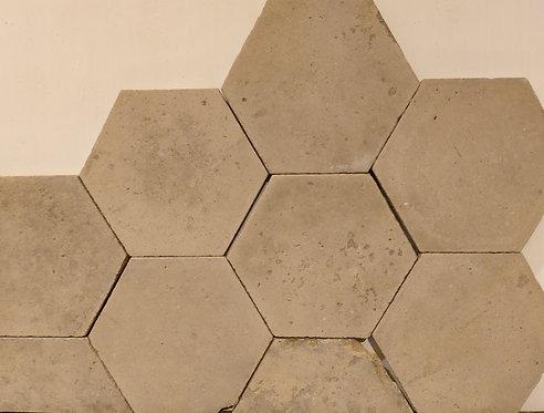 Cementine esagonali tinta unita PAL125