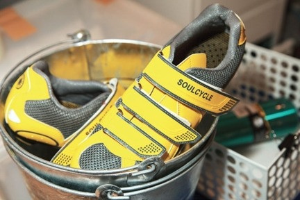 soulcycle hates small feet