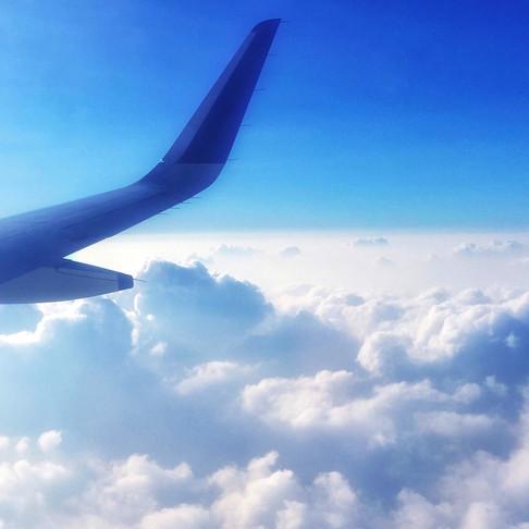 a glimpse into my mind as i'm sat on a plane