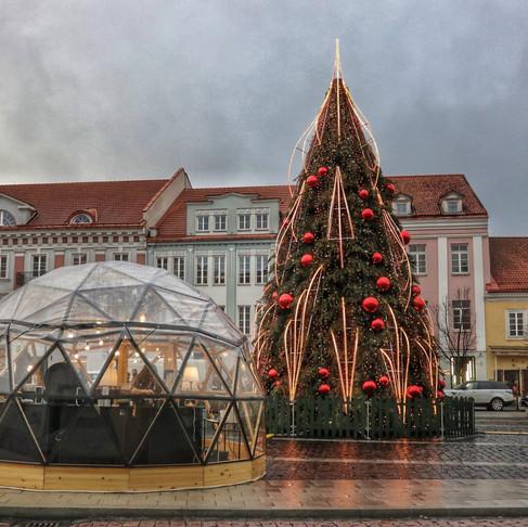 'laimingų Naujųjų metų' from vilnius, lithuania