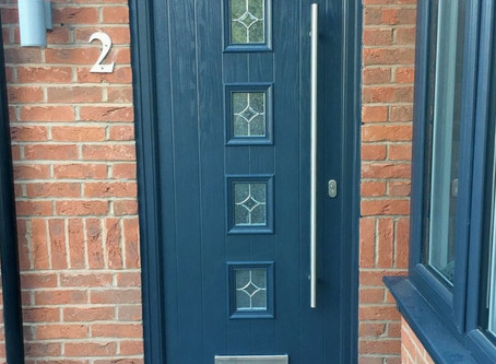 What Are the Benefits of a Composite Door?