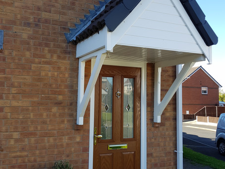 Front Composite Doors & Back Doors