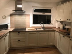New Kitchen Extension St Helens