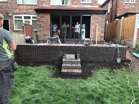 Building Extensions and Complete Property Builders in Leigh: