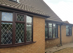 Rosewood windows installed Goulbourne