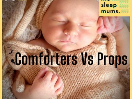 Comforters Vs Props