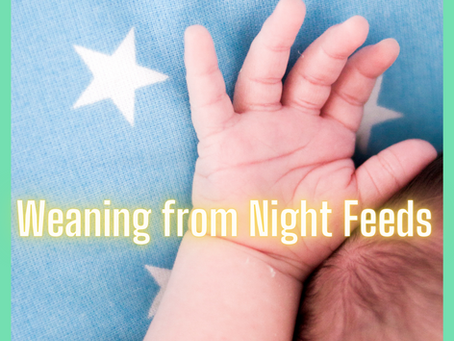 Weaning from Night Feeds