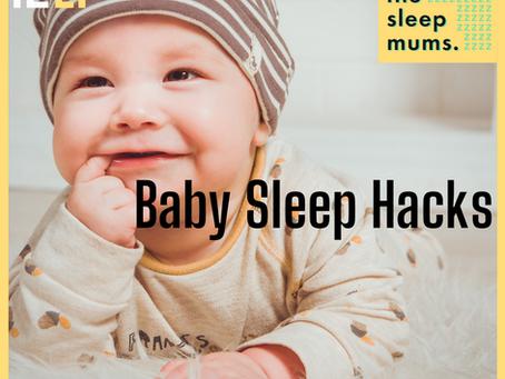 5 Best Baby Sleep Hacks