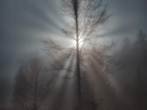 Sonnensäule