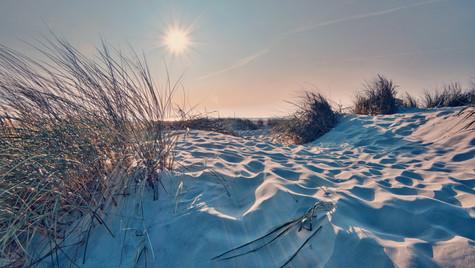 Den Sand Fühlen