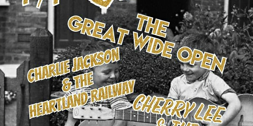 The Great Wide Open & Friends at Yellow Cab