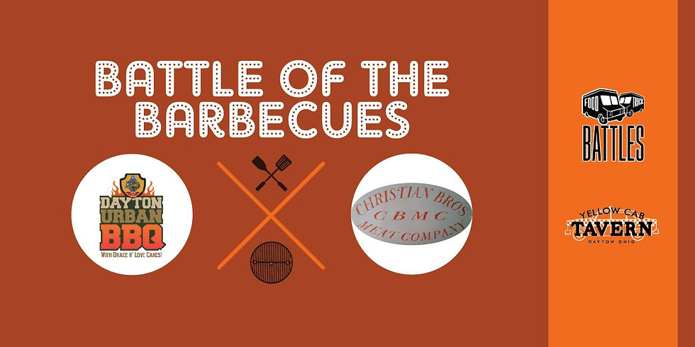 Battle of the Barbecues - Dayton Urban BBQ v Christian Bros Meat