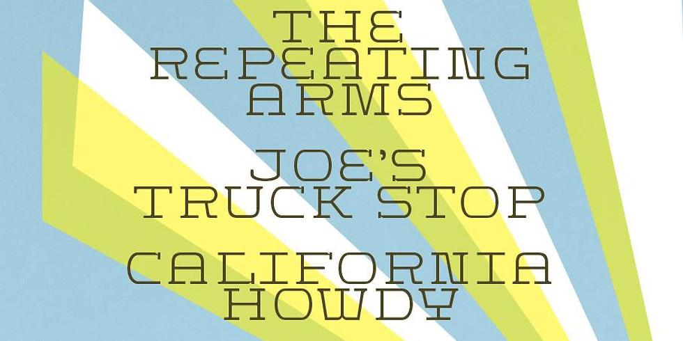 Repeating Arms, Joe's Truck Stop, California Howdy