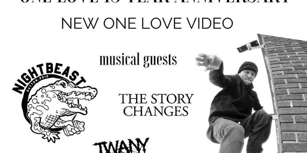 One Love 15 Year Anniversary Show
