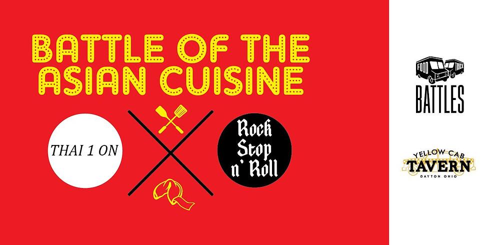 Battle of the Asian Cuisine