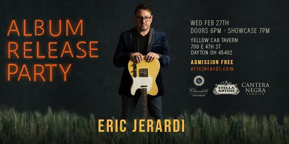 Eric Jerardi CD Release Show