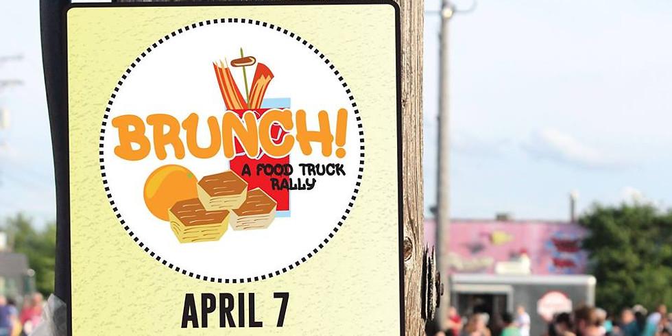 Brunch Food Truck Rally