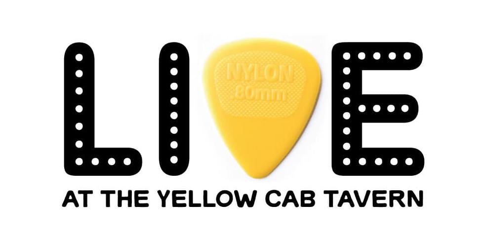 Live at Yellow Cab April 28