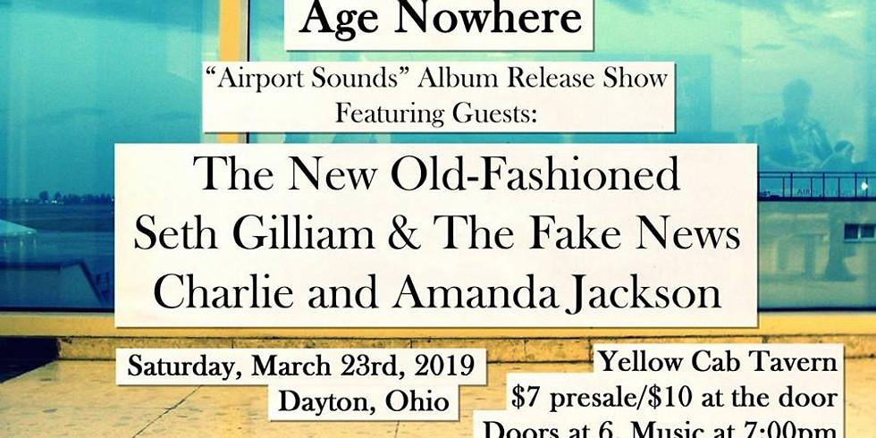 Age Nowhere Album Release Show