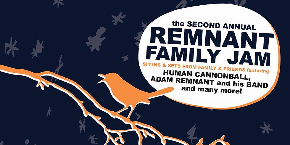 The Second Annual Remnant Family Jam