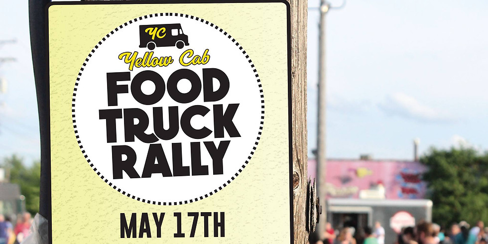 Yellow Cab Food Truck Rally - May 17th